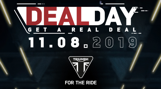 DEAL DAY - GET A REAL DEAL