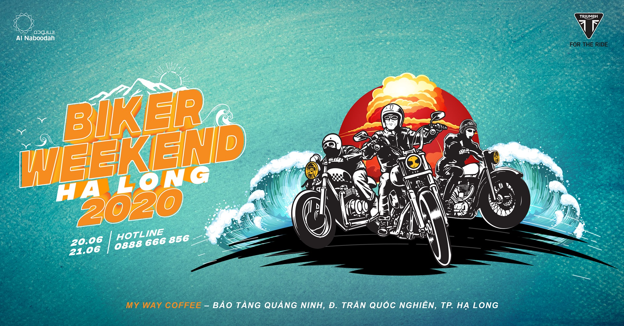 Biker Weekend Ha Long 2020