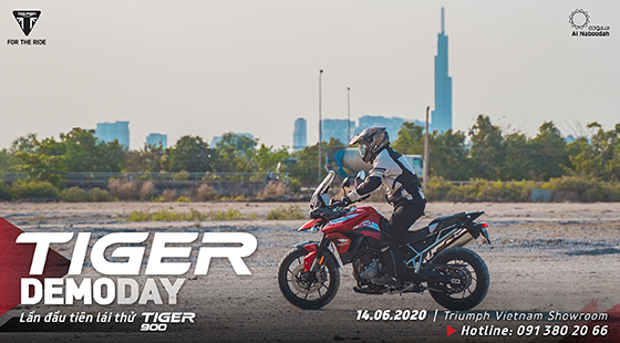 Tiger Demo Day 14.06